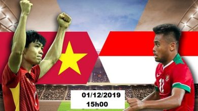 Photo of Kèo ngon cmd368 : U22 Việt Nam vs U22 Indonesia, 19h00 ngày 1/12 – Sea Games